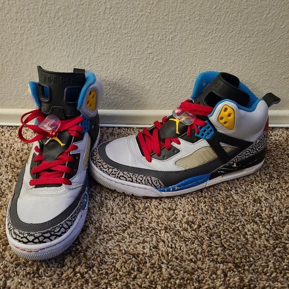 Jordan Shoes   Jordan Spizike Bordeaux